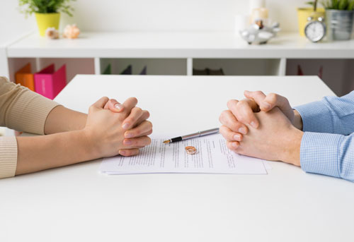 Collaborative Divorce is a more peaceful approach to separation